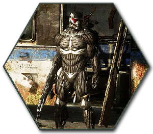 Crysis 3 Hell Of A Town Nanosuit