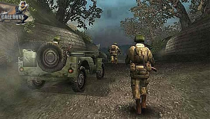 Call Of Duty Roads To Victory 13