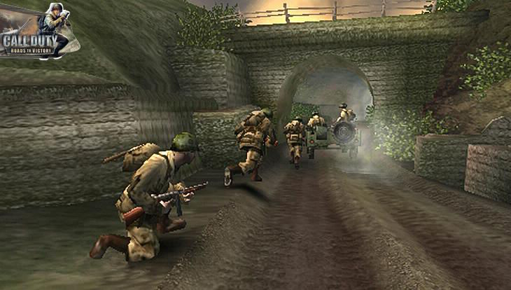 Call Of Duty Roads To Victory 15
