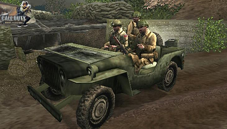 Call Of Duty Roads To Victory 17