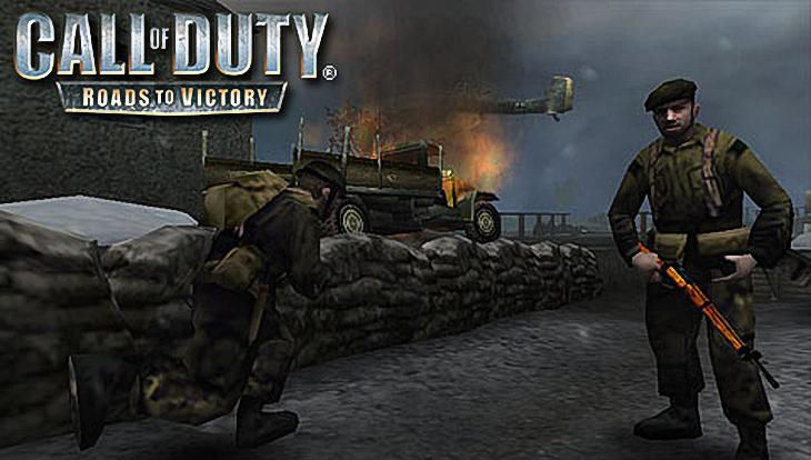 Call Of Duty Roads To Victory 4