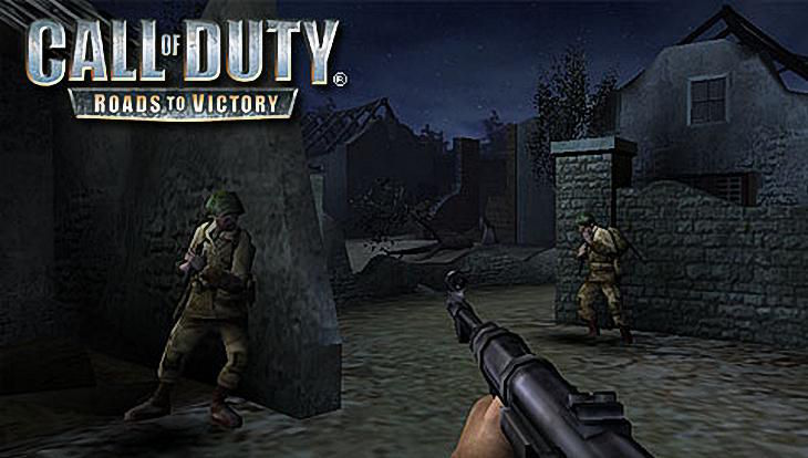 Call Of Duty Roads To Victory 5