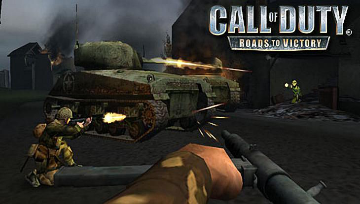 Call Of Duty Roads To Victory 6