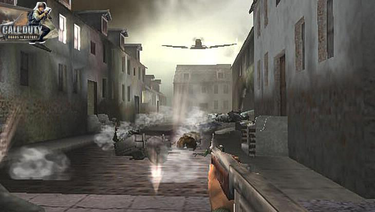 Call Of Duty Roads To Victory 8