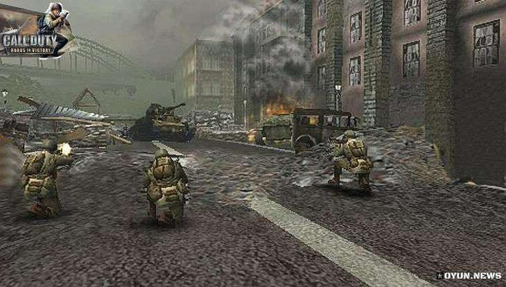 Call Of Duty Roads To Victory 9