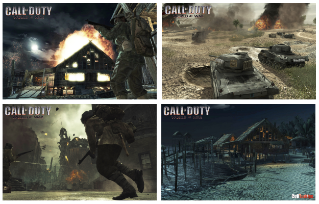 Call of Duty 5 World at War Sistem Gereksinimleri minimum önerilen