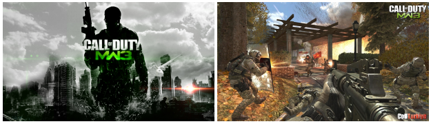 Call of Duty 8 Modern Warfare 3 Sistem Gereksinimleri MW3 CoD8