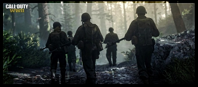 Call of Duty World War II Önerilen Sistem Gereksinimleri