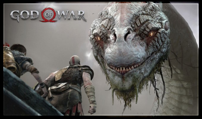 God of War 2018 İnceleme