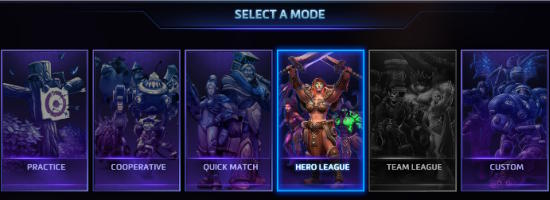 Heroes of The Storm Modlar
